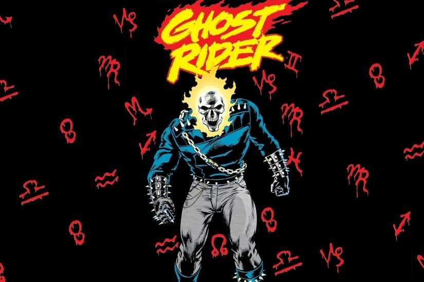 ghost rider : Wallpaper Collection