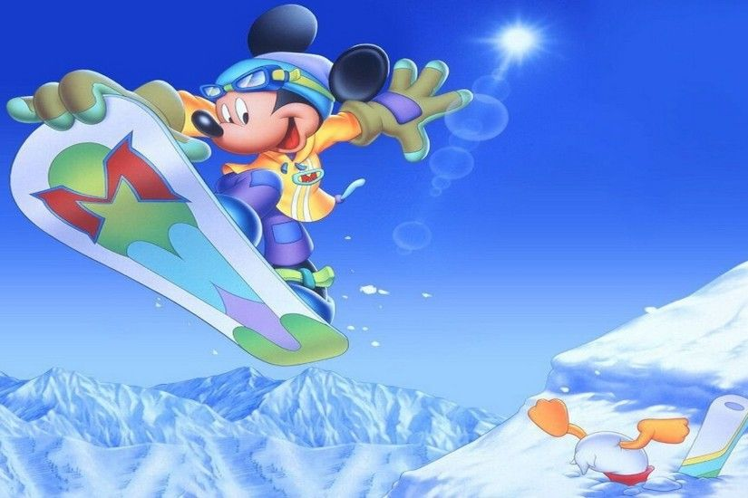 Mickey Mouse Background 815345 ...