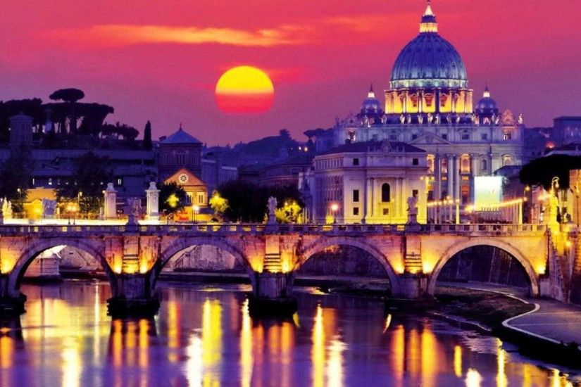 Rome HD Wallpapers : The Beauty Of 3,000-Year-Old Ancient History -  Wallpapersfans.com
