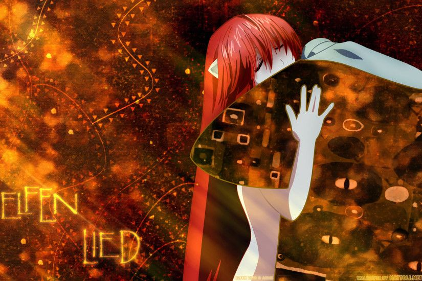 Elfen Lied: Hug To Unknown Desktop Background. Download 1920x1200 ...