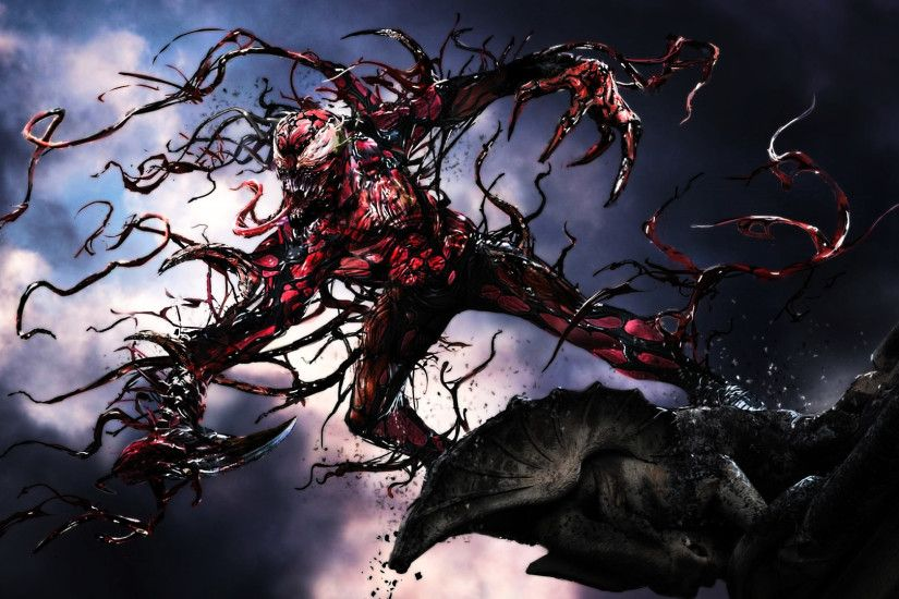 ... The Amazing Spider-Man Carnage Official Poster (A) by ProfessorAdagio