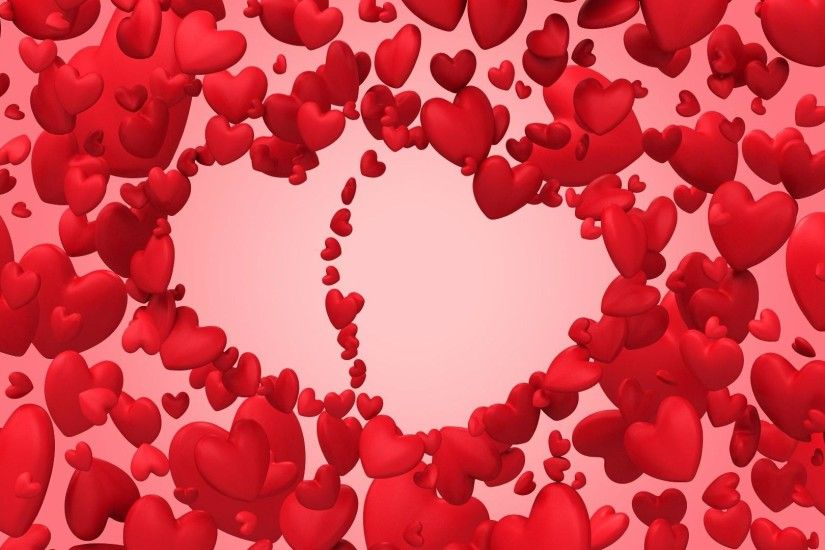 Valentine Day Heart Wallpapers HD Wallpaper