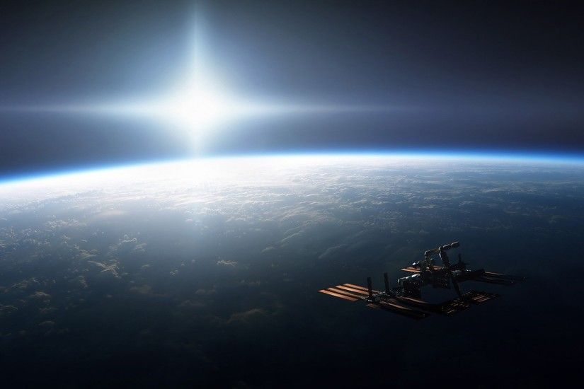 International Space Station, ISS HD Wallpapers / Desktop and Mobile Images  & Photos