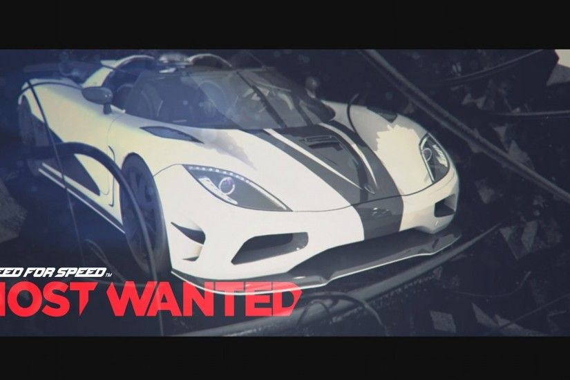Need for Speed: Most Wanted 2012 - Final Race & Ending Cutscene (NFS001)  [1080p] - YouTube