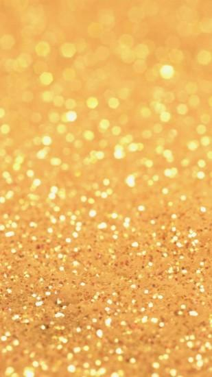 Abstract Golden Blink Shiny Color Background iPhone 6 wallpaper