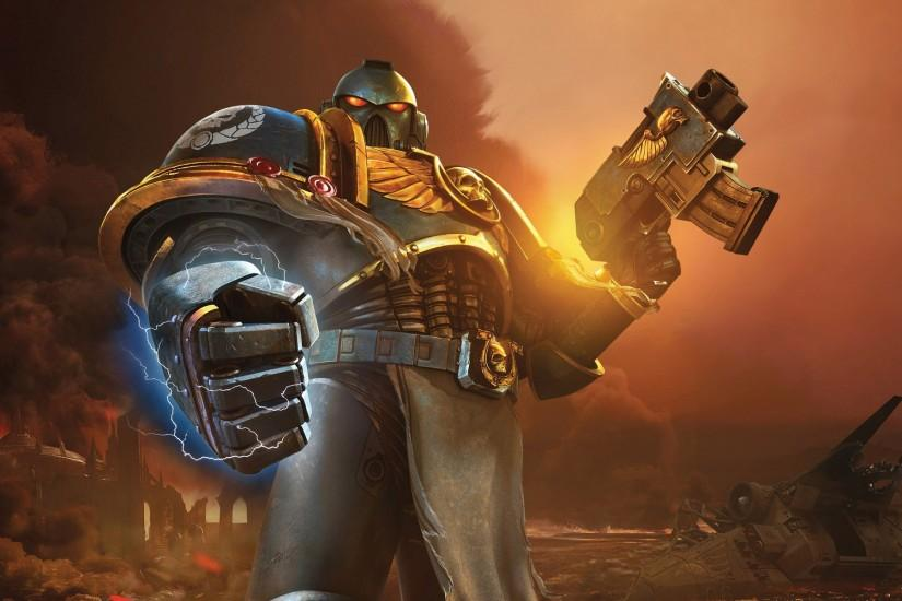 Warhammer Space Marine Wallpapers | HD Wallpapers