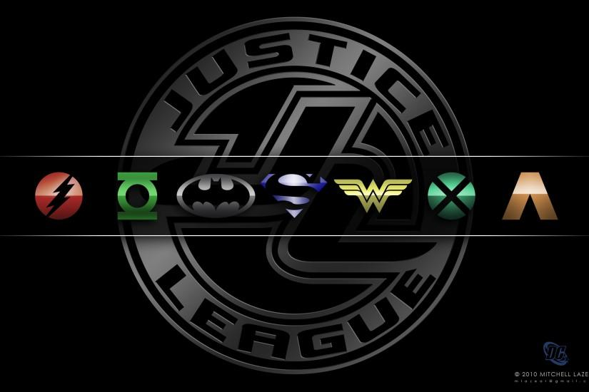 justice league wallpaper 2560x1600 windows xp