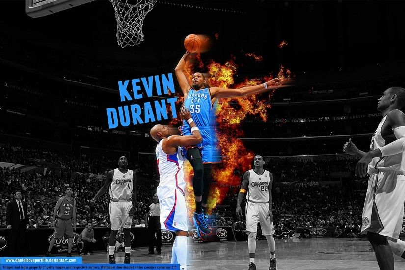 Kevin Durant Wallpapers HD Wallpaper