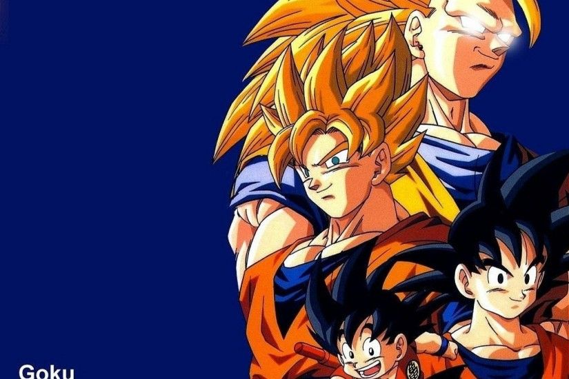 Goku Wallpaper | Large HD Wallpaper Database