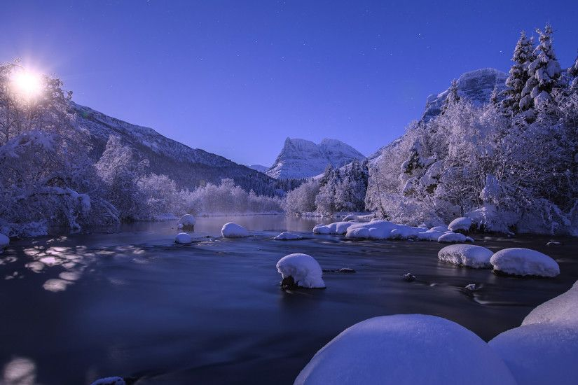 pretty wallpaper nature winter. Â«Â«