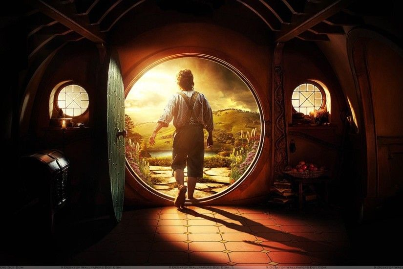 Bilbo Baggins The Hobbit An Unexpected Journey HD Wallpaper 1920A 1080