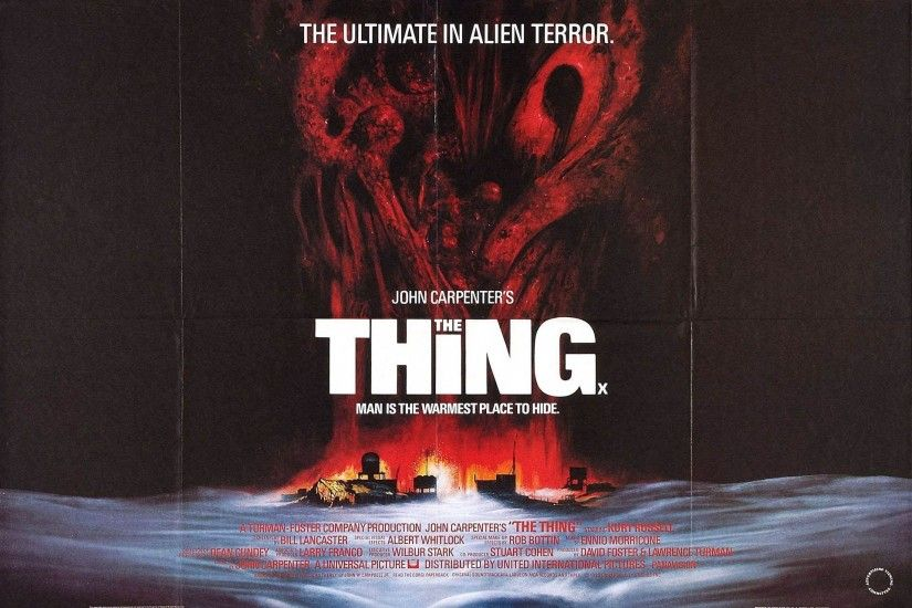 The Thing Wallpapers, Live The Thing Wallpapers (43), PC, Guan-