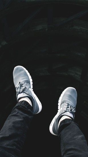 1080x1920 Wallpaper legs, tunnel, sneakers | wallpaper | Pinterest .