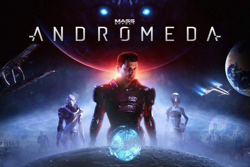 Mass Effect Andromeda 4K 2017
