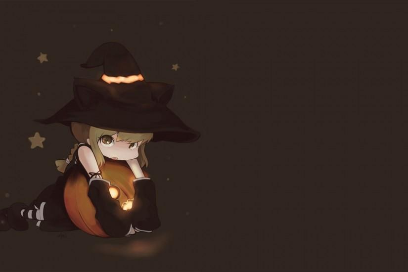 Little Witch Wallpaper 734616