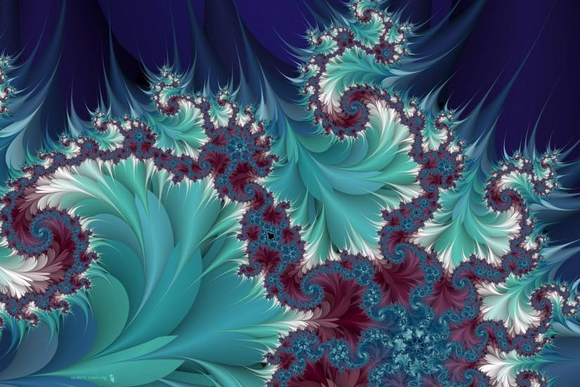 fractal wallpaper 2560x1600 windows