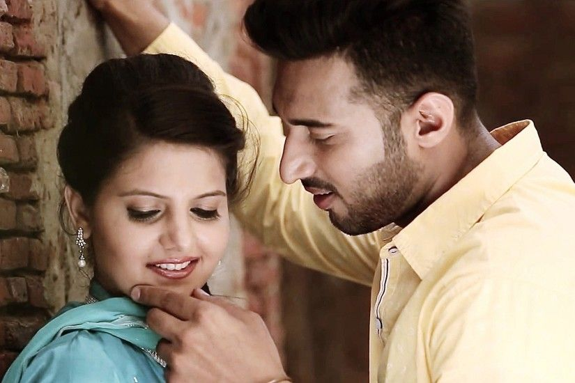 Cute Punjabi Girl and Boy Wallpapers