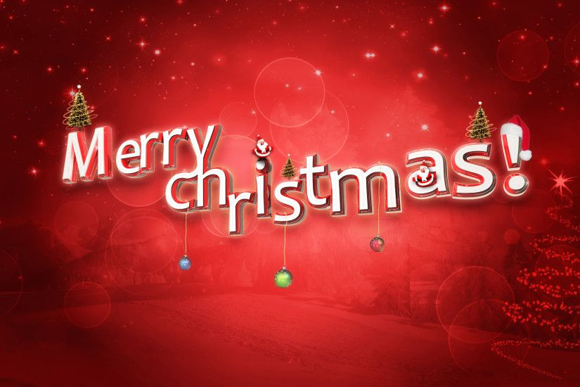 Desktop Merry Christmas HD Wallpapers Free Download.