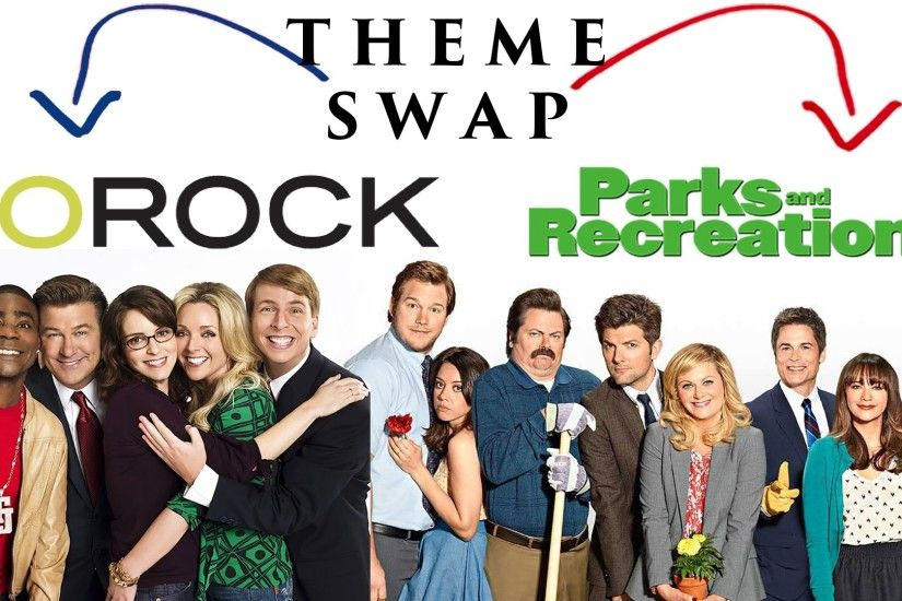 THEME SWAP: 30 Rock/Parks and Recreation