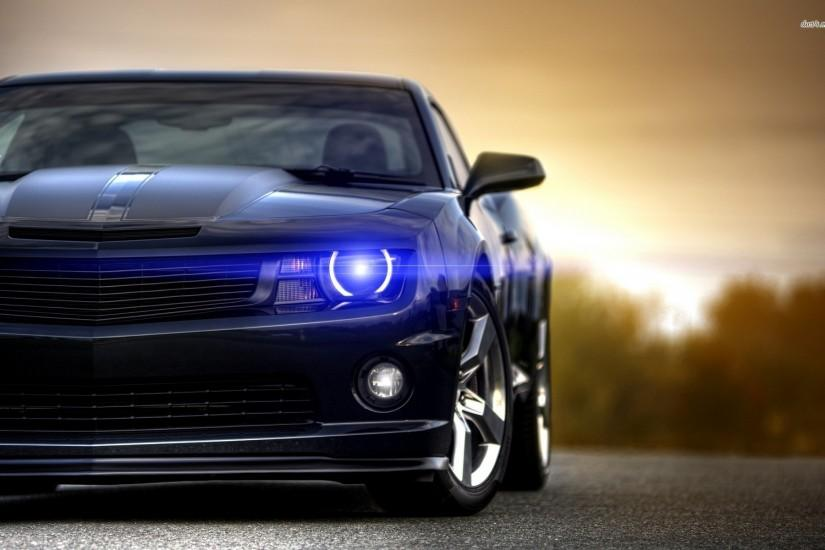 Download Monster Chevrolet Camaro High quality wallpaper