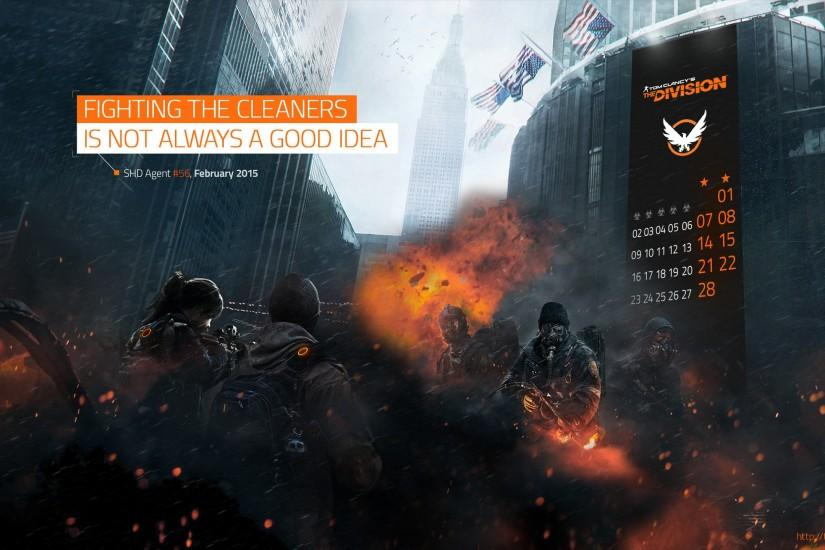 full size the division wallpaper 2560x1440