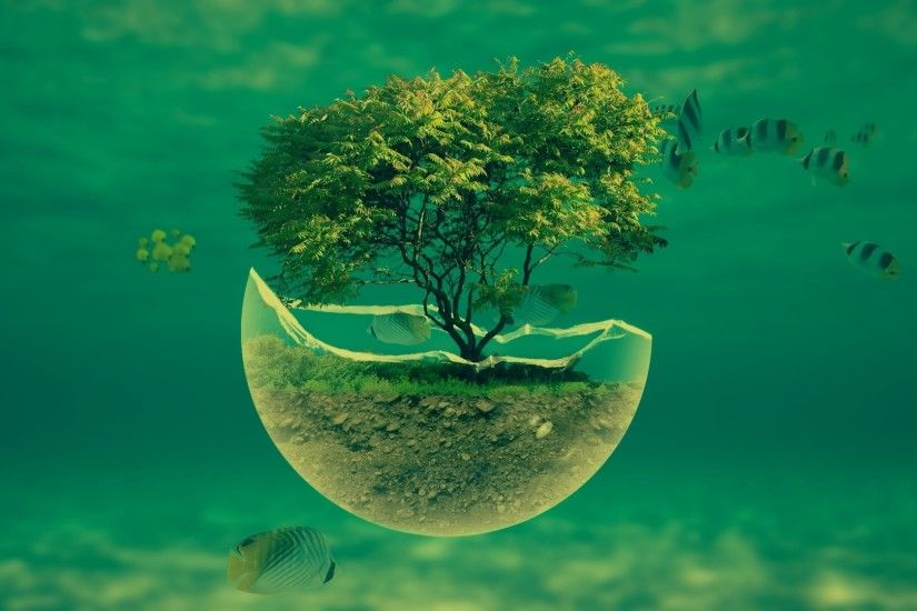 1188_3d_abstract 1920x1080-underwater-tree-widescreen-hd-abstract