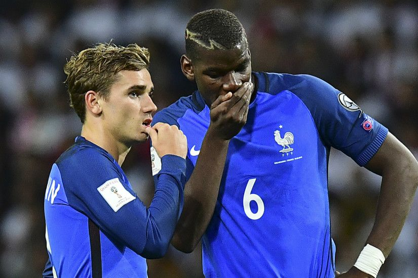 Pogba and Smalling will start, Griezmann says United is 'possibility' &  other top 6 stories this morning