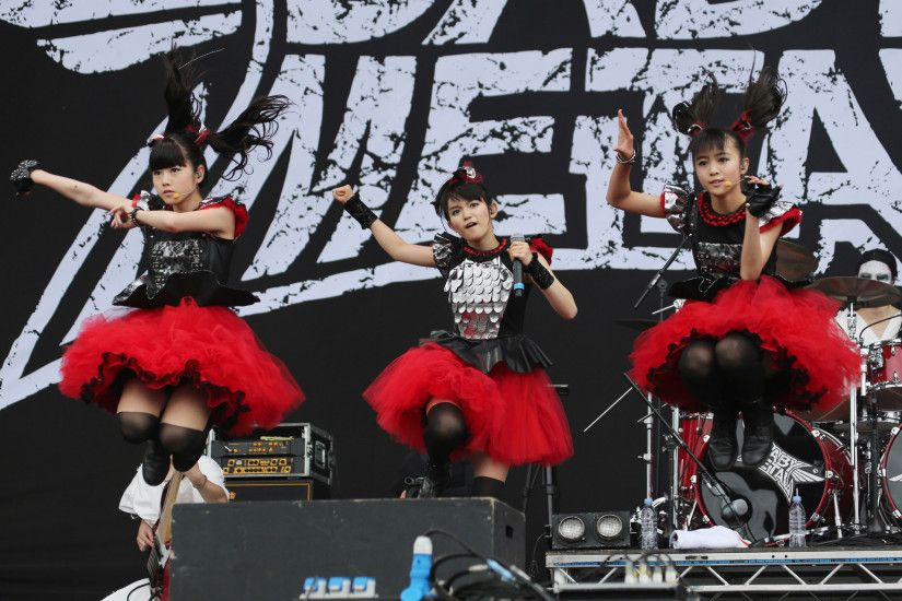 Meet Babymetal, The Totally Badass All-Girl Japanese Metal Band Of Your  Dreams | Metal bands