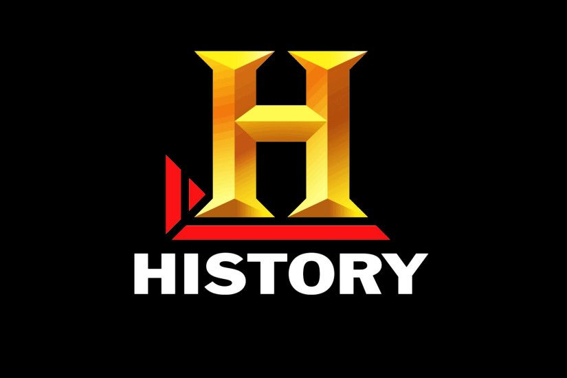 ... The History Channel Black logo wallpaper ...