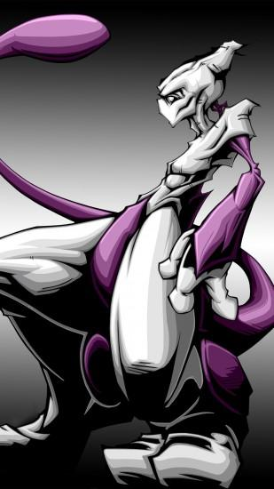 amazing mewtwo wallpaper 1080x1920 for lockscreen