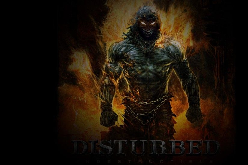Disturbed Indestructible Heavy Metal Music Bands Hd Wallpaper 1920x1080px