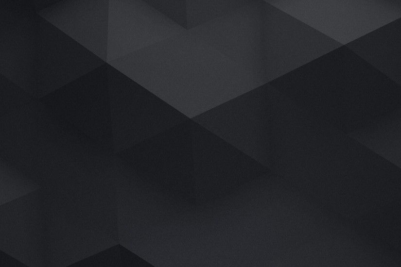 Grey polygonal geometric desktop wallpaper