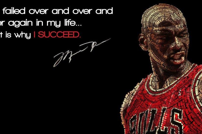 Michael Jordan Quotes Wallpaper