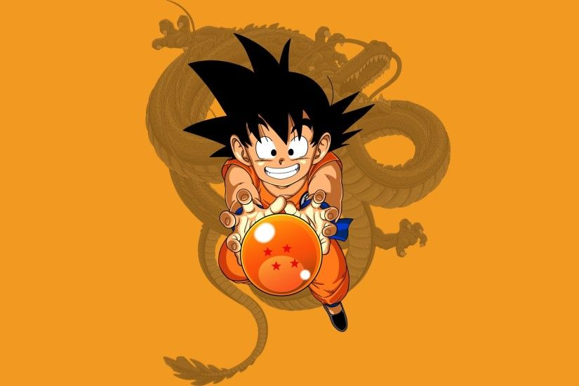 Anime 2560x1440 Dragon Ball Dragon Ball Z Son Goku Kid Goku anime