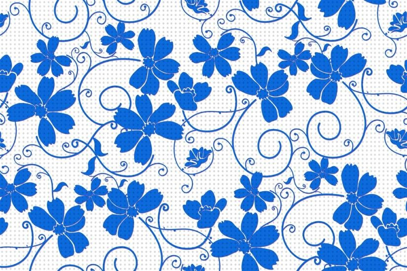Floral Pattern Background 340