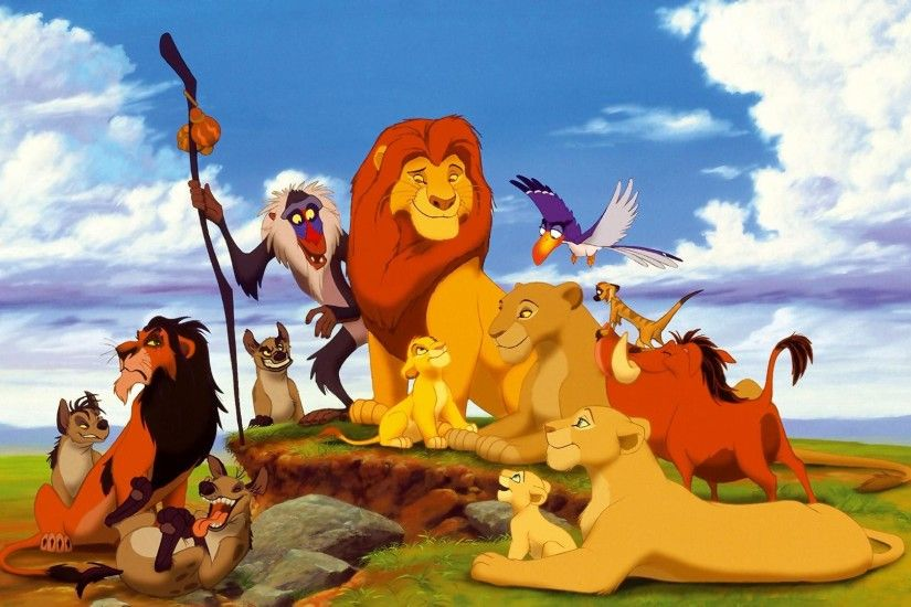 The Lion King: My favorite!