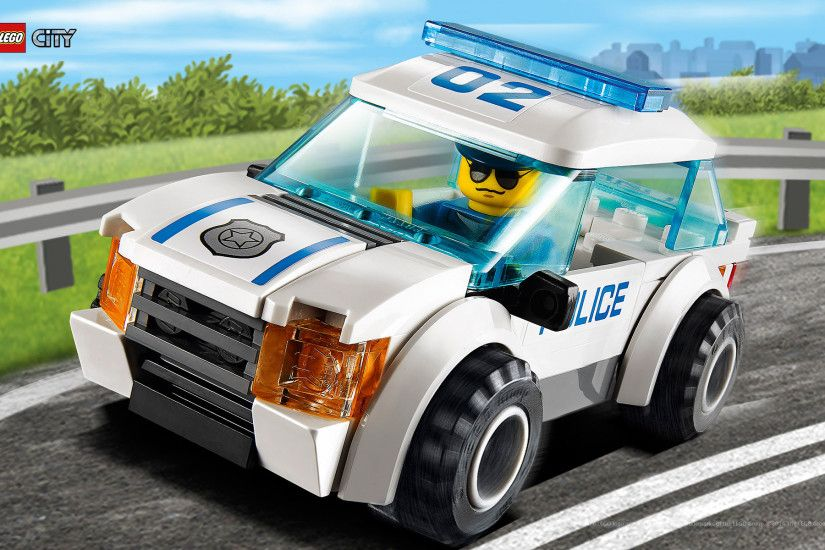 Wallpaper: LEGO City - Police 5