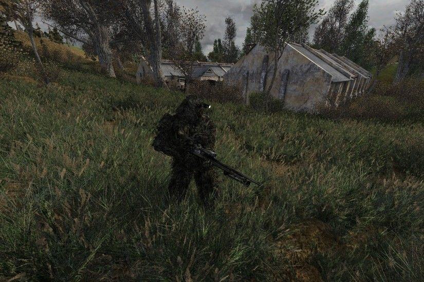 Misery Ghillie Suit 1.6 [1.0d fix2]