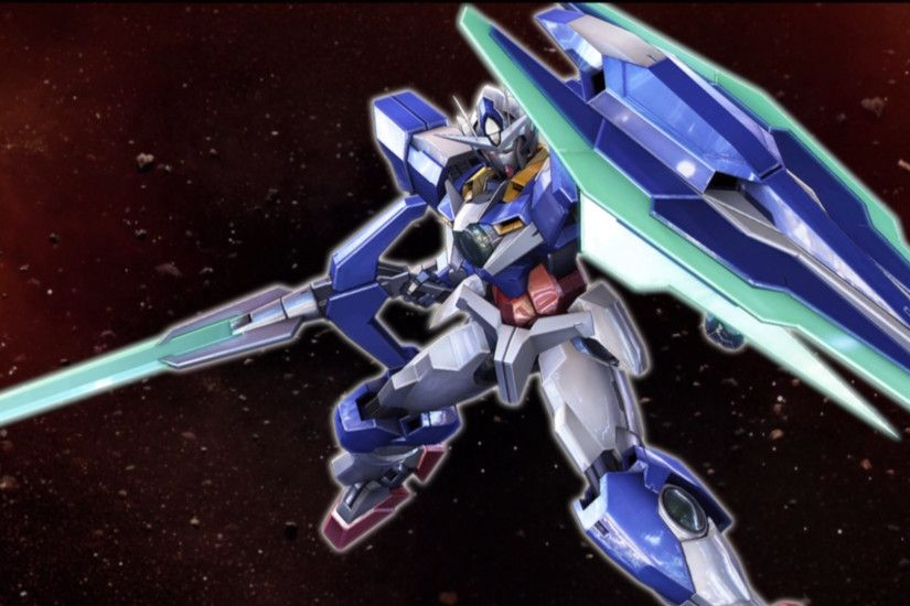 Gundam 00 Quanta Wallpaper