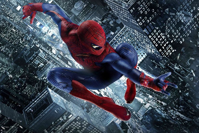Movie The Amazing Spider-Man Spider-Man Wallpaper