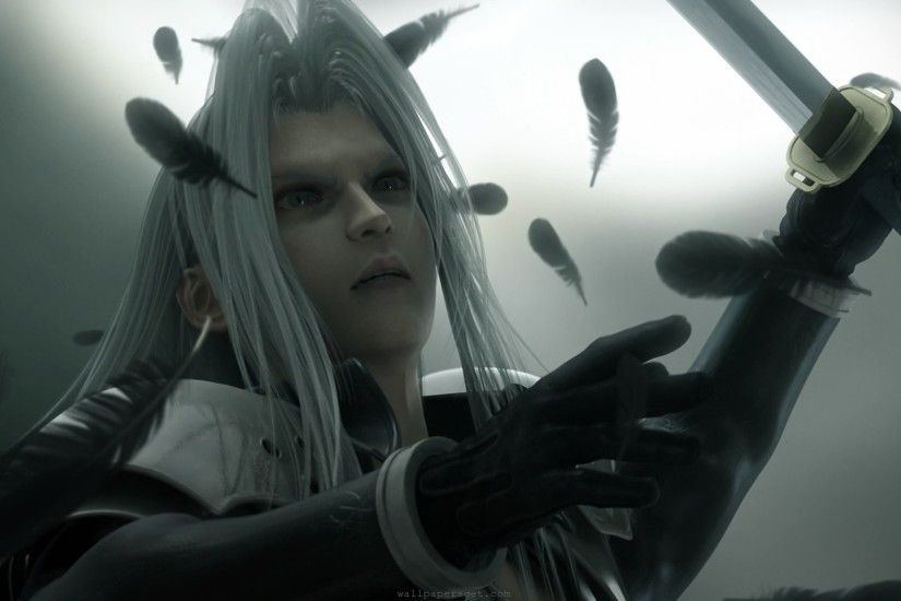 Sephiroth - Final Fantasy VII Advent Children