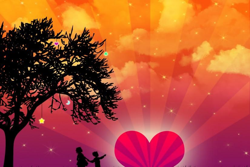 large love wallpaper 2048x1536 for retina
