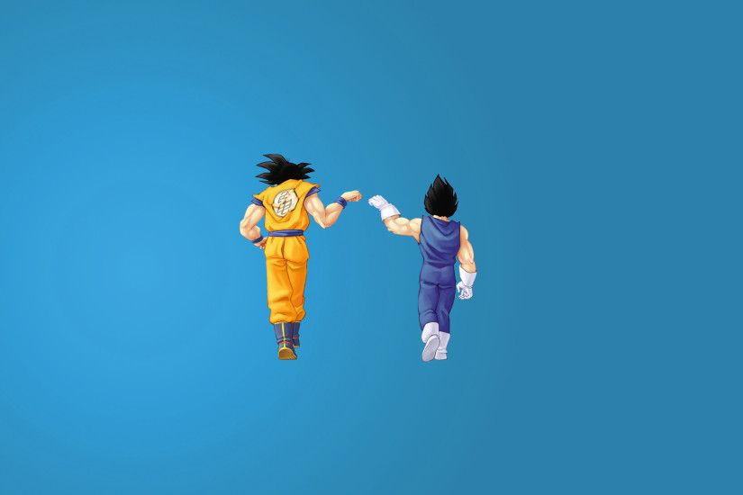 Goku vs Vegeta Iphone Wallpaper Vegeta Goku Wallpaper
