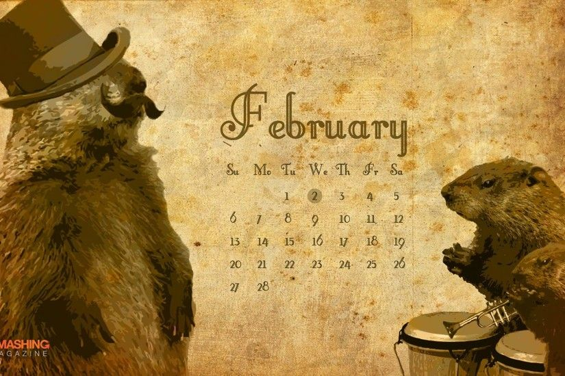 First Groundhog Day: 1887