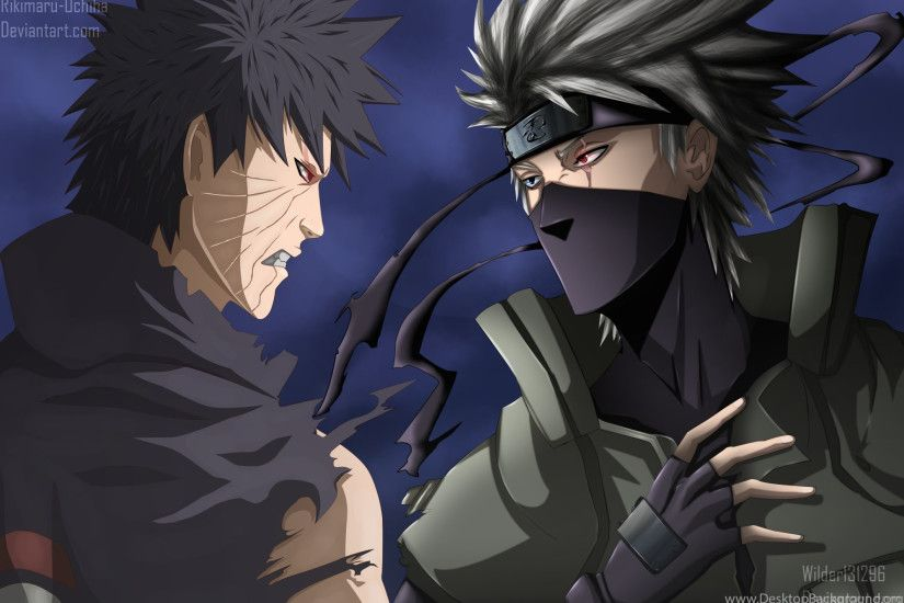 Uchiha Obito HD Wallpapers And Photos Download