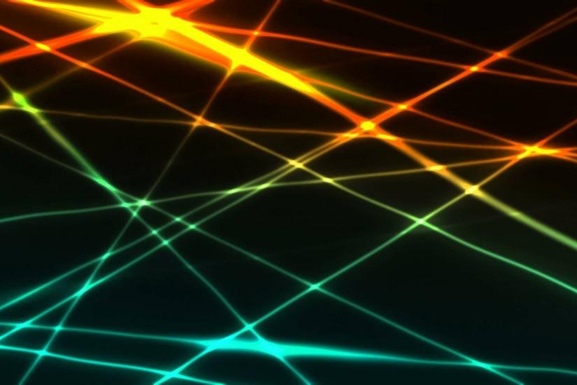 Footage Background 'Laser Light Beams'
