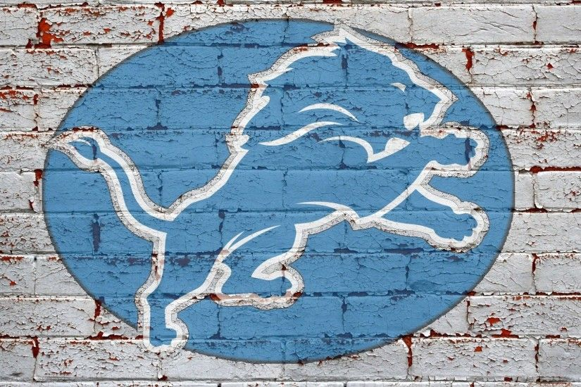 Detroit Lions Full HD Background #wallpaper #background http://wallpapers -and