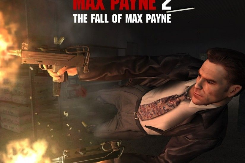1920x1080 Wallpaper max payne 2, max payne, the fall of max payne, jump