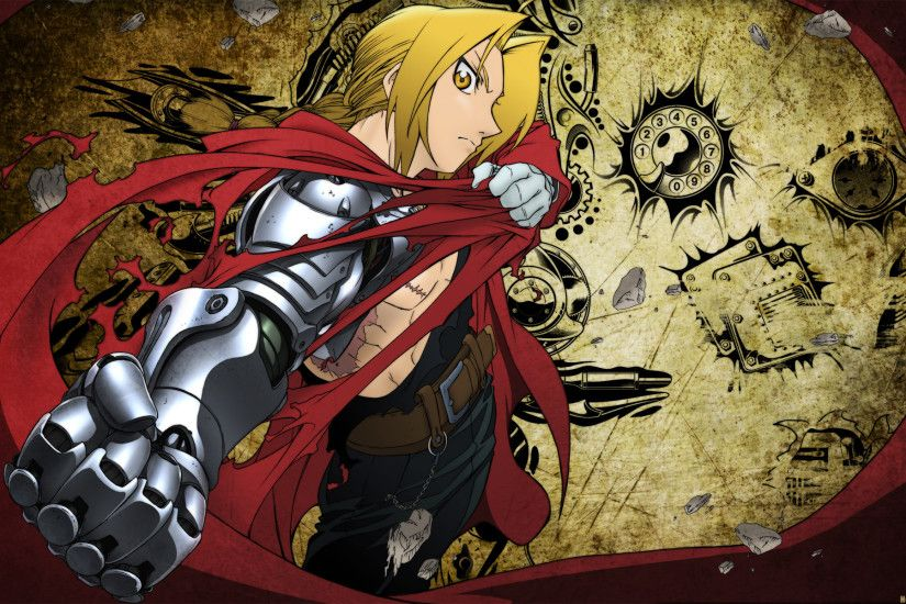 Fullmetal Alchemist Production Pictures