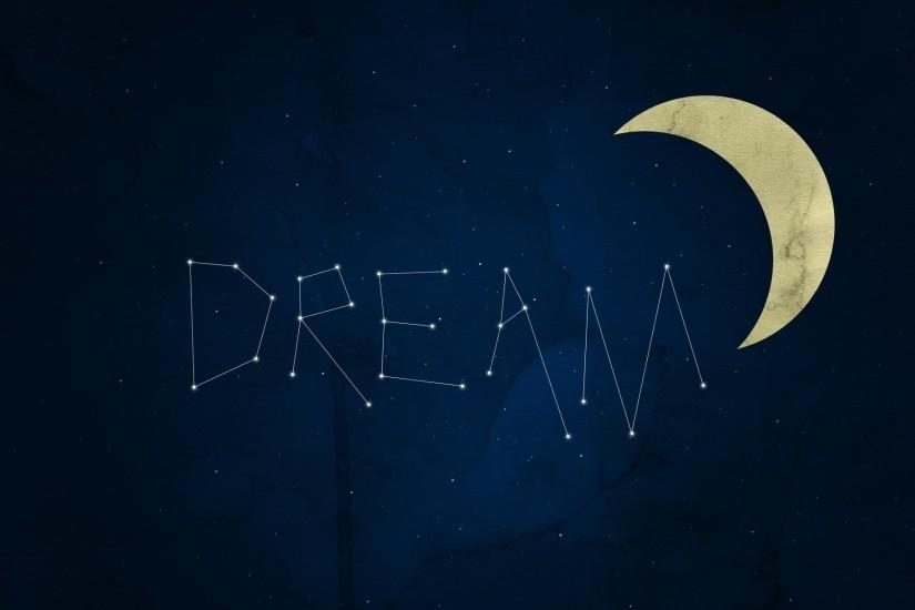 Dreams Middot FullHD Wallpaper